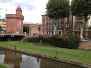 A stop in Perpignan, France